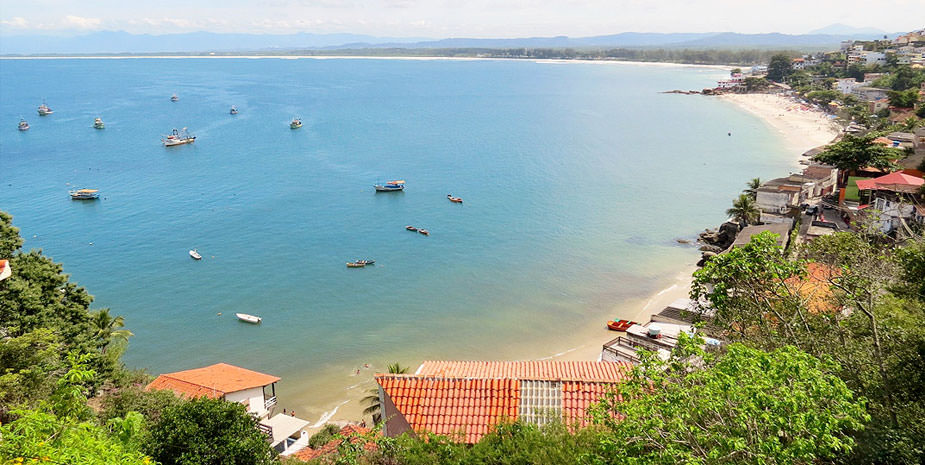 Guaratiba Beach | Hostel BRAZ